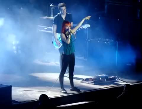 Watch and share Paramore GIFs on Gfycat