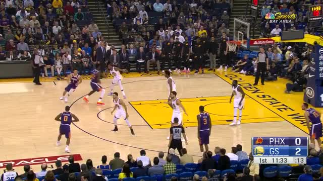 Watch this basketball GIF by @dkurtenbach on Gfycat. Discover more basketball, golden state warriors, phoenix suns, suns, warriors GIFs on Gfycat