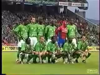 football, french, jeremie janot, spiderman goalkeeper GIFs