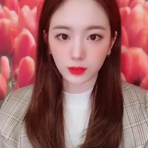 Watch and share Fromis 9 - Gyuri GIFs by Roni on Gfycat