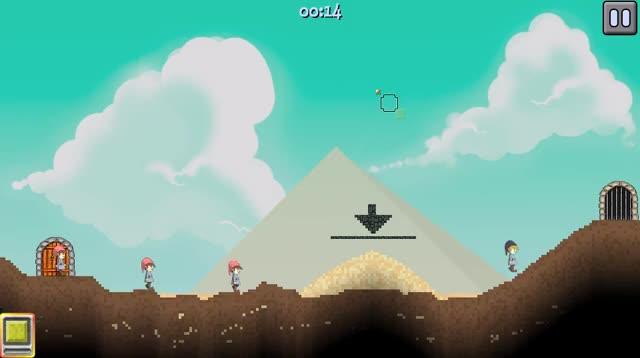 Watch Graina - Earthquake tech demo GIF on Gfycat. Discover more gamedevscreens, graina, screenshot GIFs on Gfycat
