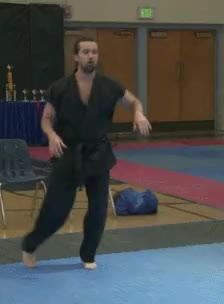 Mac Karate IASIP GIFs