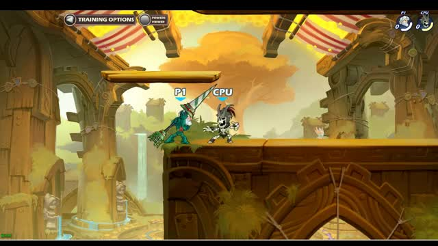 Watch and share Brawlhalla GIFs by metalface on Gfycat