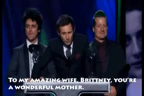 Watch and share Green Day Family GIFs and Green Day Speech GIFs on Gfycat