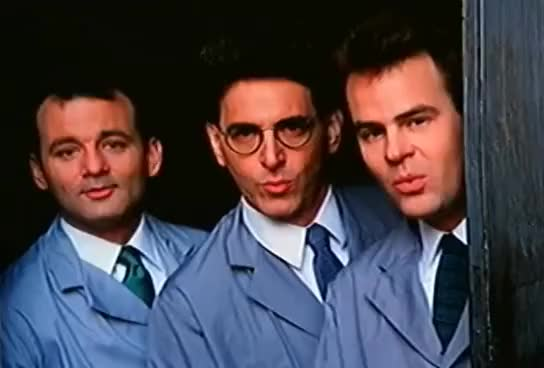 Watch Full Ghostbusters TV Advert GIF on Gfycat. Discover more related GIFs on Gfycat