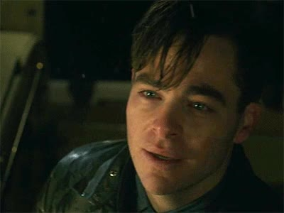 Watch Chris Pine as Bernie Webber in The Finest Hours (2016) GIF on Gfycat. Discover more related GIFs on Gfycat