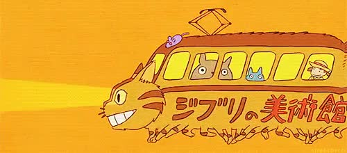Watch and share Studio Ghibli GIFs on Gfycat