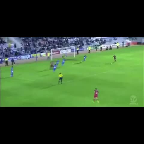 Watch and share Iago Aspas' Last Goal Of His Hat-trick Vs Sabadell (reddit) GIFs on Gfycat