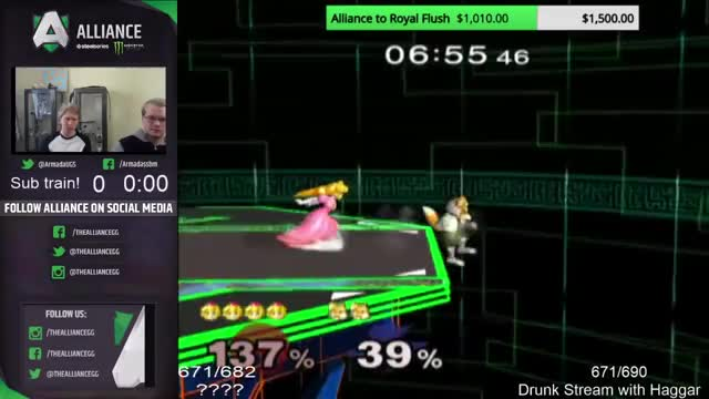 Watch Armada Stream Highlight #6! ft. Android, Rocky, and Humpe GIF on Gfycat. Discover more armada, melee, smashgifs GIFs on Gfycat