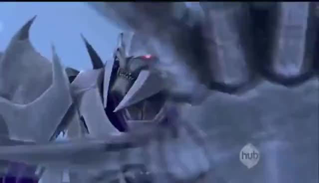 Watch Megatron and StarScream GIF on Gfycat. Discover more Megatron, StarScream, Transformers prime GIFs on Gfycat