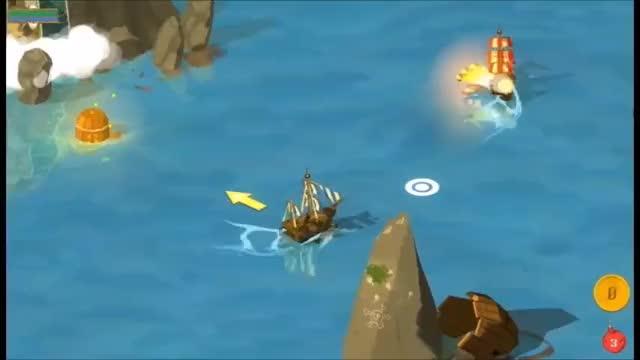 Watch KeelHaul Gameplay Loop GIF on Gfycat. Discover more gamdev, indiedev, unity3d GIFs on Gfycat