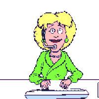 busy secretary GIFs