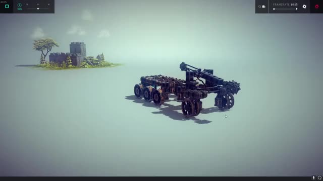 Watch and share Besiege GIFs by wafflebombs on Gfycat