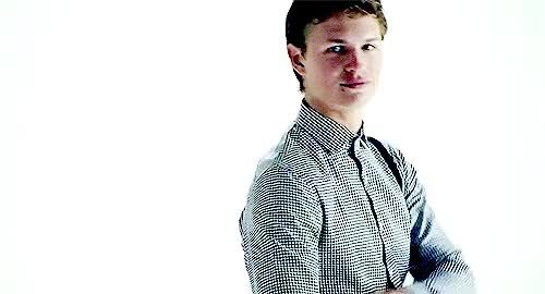 Watch Ansel Elgort GIF on Gfycat. Discover more **, 2015, ansel elgort, anselelgortedit, gifs, teen vogue GIFs on Gfycat