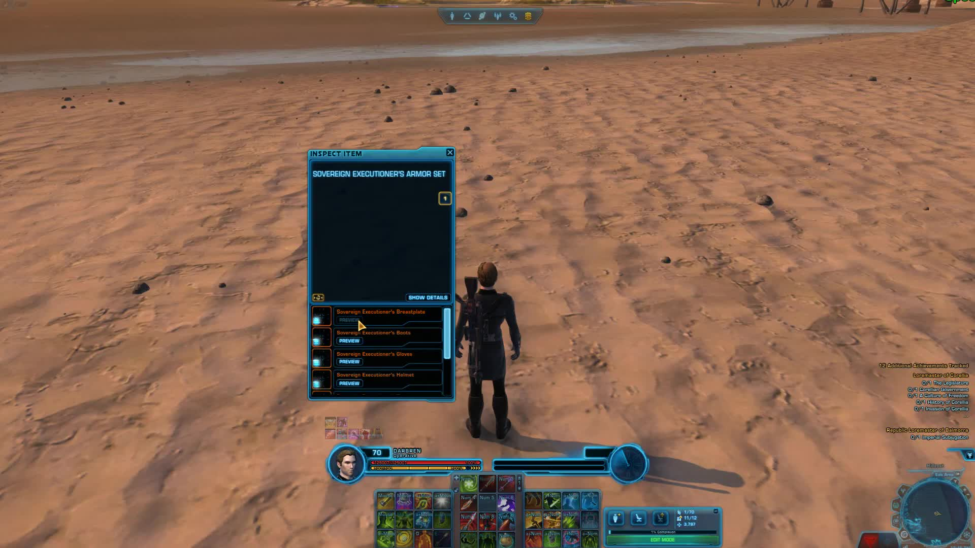 SWTOR 5.10.2 Preview Animations GIFs