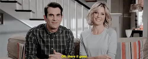 Watch and share Julie Bowen GIFs on Gfycat