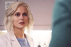 Watch and share Rose Mciver GIFs and Scared GIFs on Gfycat