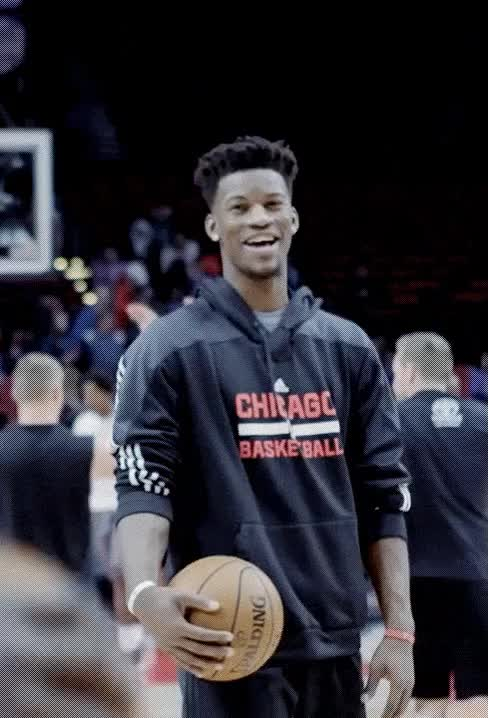 Watch and share Jimmy Butler Iii GIFs on Gfycat