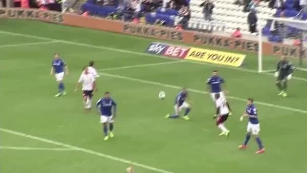 Watch Rodallega vs Birmingham GIF on Gfycat. Discover more soccer GIFs on Gfycat