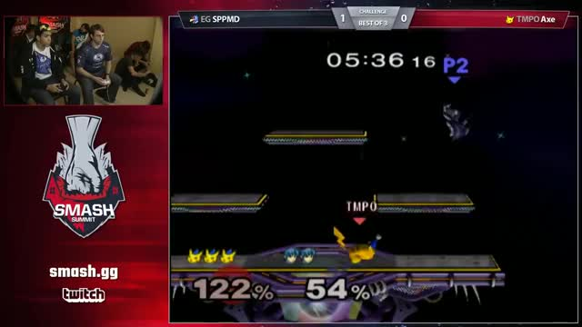 PPMD vs Axe - Challenge Duel - Smash Summit