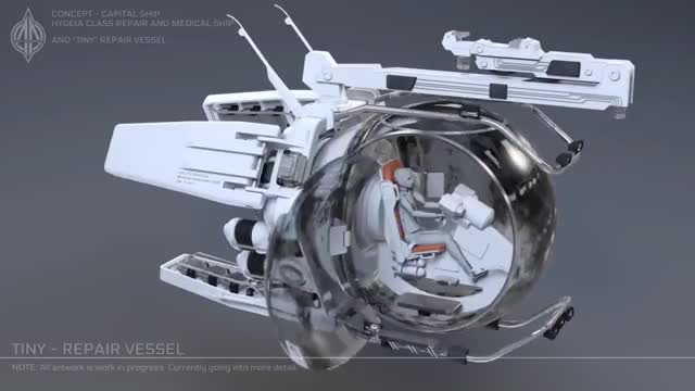 Watch and share Repair Drone Fanmade Concept GIFs by TrazosD on Gfycat