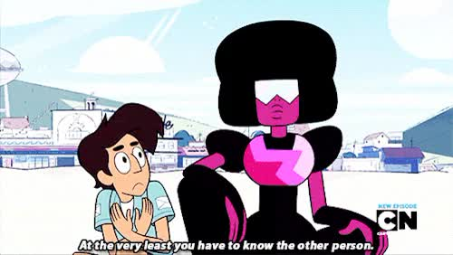 Watch and share Jamie The Mailman GIFs and Steven Universe GIFs on Gfycat