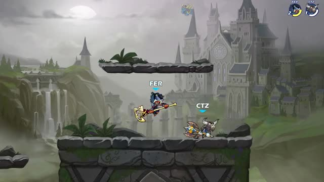 Watch and share Brawlhalla GIFs by ItzMeCTZ on Gfycat