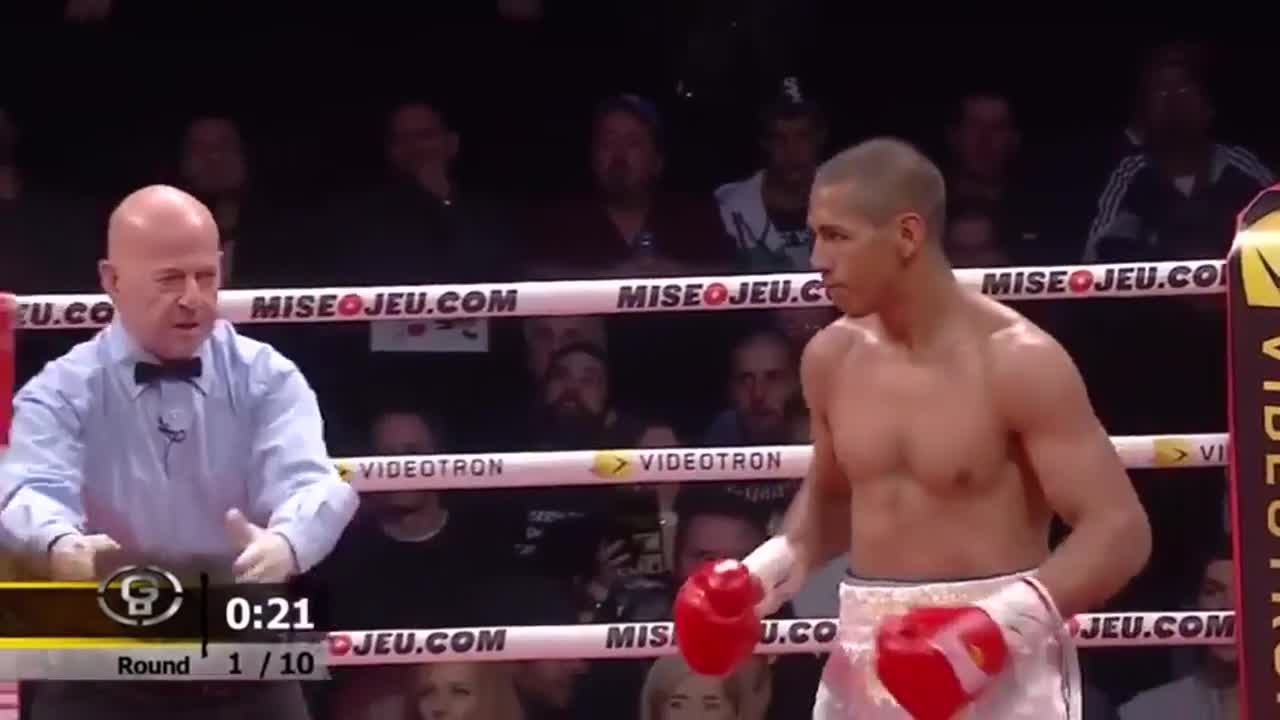 KO, boxeo, boxing, david lemieux, fight, knockout, nyrkkeily, David Lemieux KO GIFs