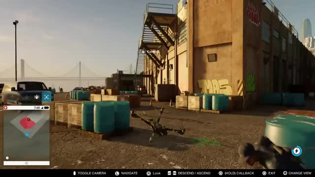 Watch and share Watch Dogs 2 GIFs by raidenisdead on Gfycat