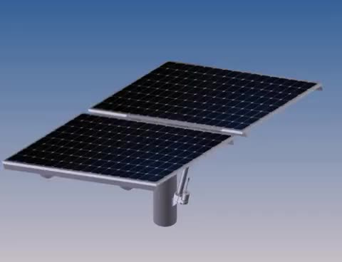 Watch and share Solar Tracker 2 Axis GIFs on Gfycat