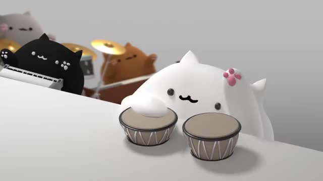 Watch and share Bongo Cat Animation GIFs and Bongo Cat Song Cg5 GIFs on Gfycat