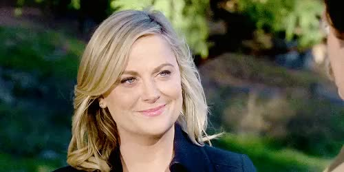 Watch and share Leslie Knope GIFs and Ron Swanson GIFs on Gfycat