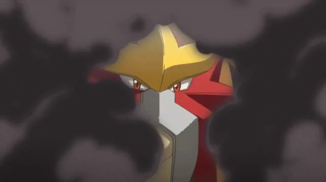 Watch and share Entei GIFs by doctorgecko on Gfycat
