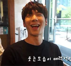 Watch and share Jaeho Looks So Good GIFs and Is Heojun Ok GIFs on Gfycat