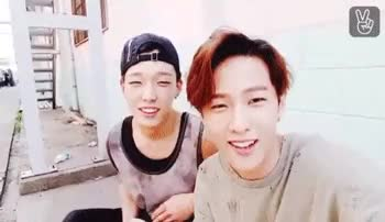 Watch and share But He's So Cute GIFs and Donghyuk GIFs on Gfycat