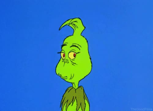 Watch and share Grinch GIFs by shihtzuman on Gfycat