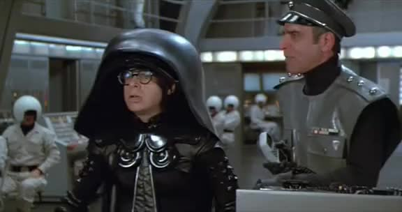 Watch and share Darkhelmet GIFs and Spaceballs GIFs on Gfycat