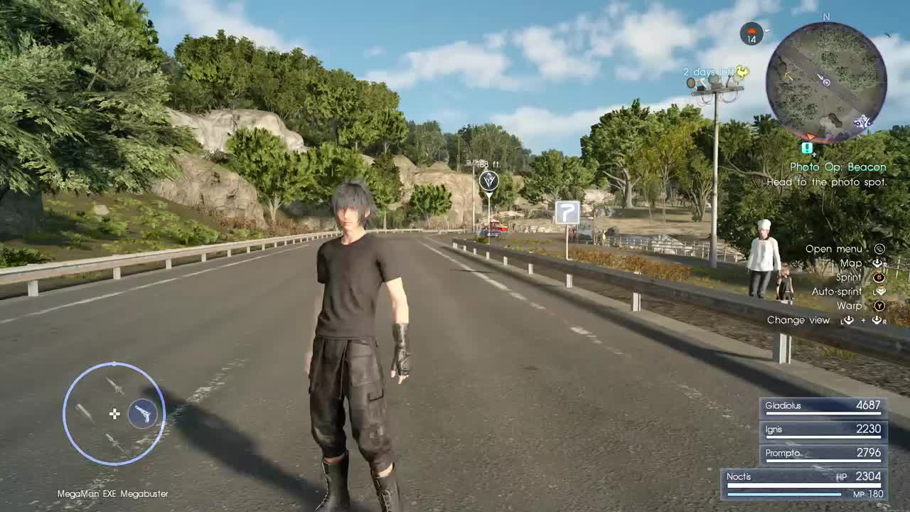 FFXV - Controller Issues GIFs
