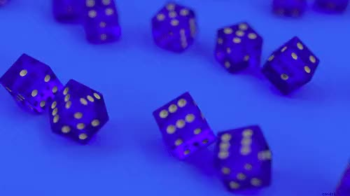Watch and share Rolling Dice [A] [OC] GIFs on Gfycat