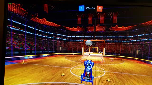 Watch and share Rocket League Hoops GIFs by Tickbed  on Gfycat