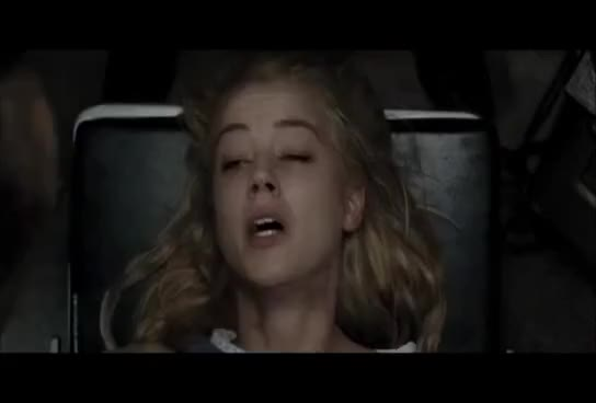 Watch and share Amber Heard GIFs and The Ward GIFs on Gfycat