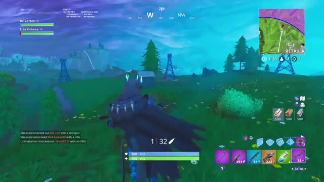 Watch Luck GIF by Gamer DVR (@xboxdvr) on Gfycat. Discover more Bz Vortex, Fortnite, gamer dvr, xbox, xbox one GIFs on Gfycat