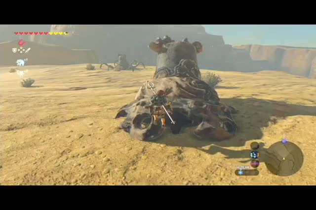Watch Narrow Miss GIF on Gfycat. Discover more Breath of the Wilds, Breath_of_the_Wild, Guardian GIFs on Gfycat