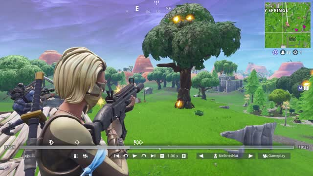 Watch and share Fortnite 16 12 2018 22 05 43 GIFs on Gfycat