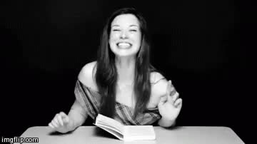 Watch Stoya laughing GIF on Gfycat. Discover more related GIFs on Gfycat