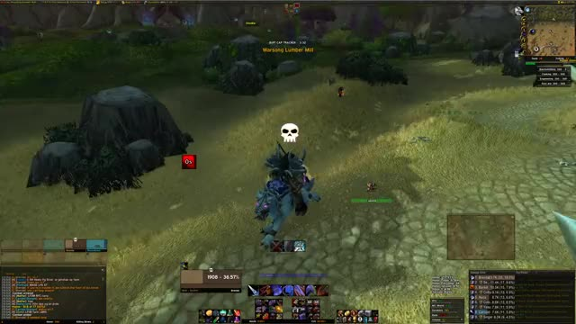 Watch and share World Of Warcraft - Classic 2020.04.19 - 15.54.49.02.DVR Trim GIFs on Gfycat