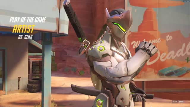 Watch and share Genji GIFs by massacx on Gfycat