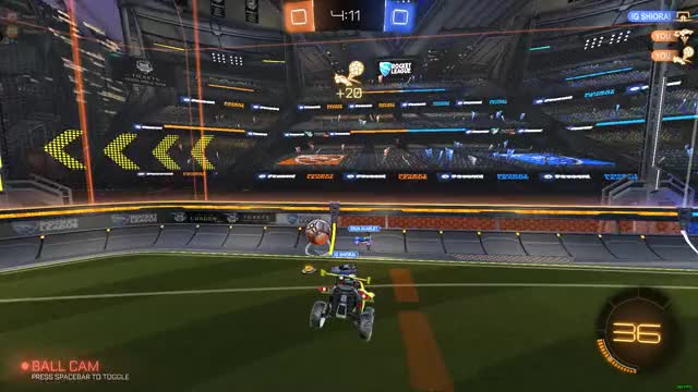 Watch and share Rocket League GIFs by Fearzy on Gfycat