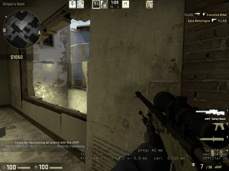counterstrike, When you get tired of trying to snipe GIFs
