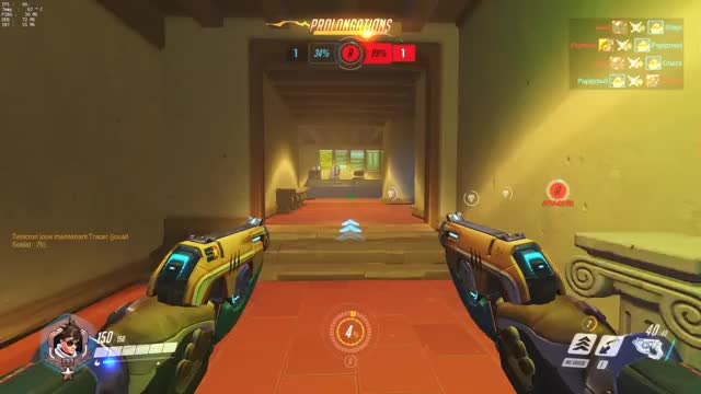 Watch and share Overwatch GIFs by tenicron on Gfycat